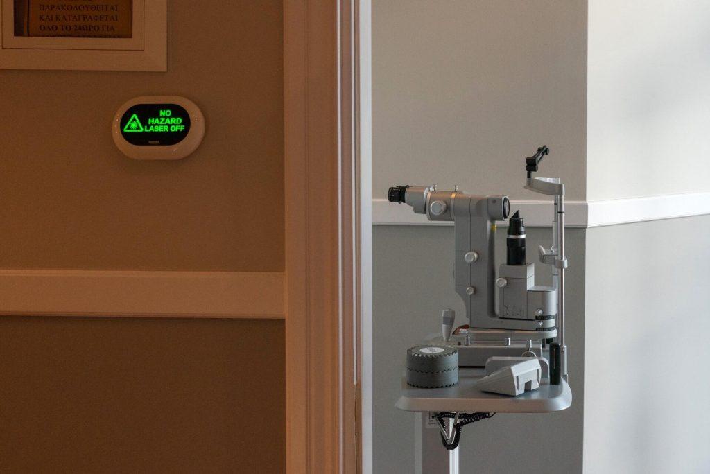 Γλαύκωμα νέα θεραπεία - SLT laser